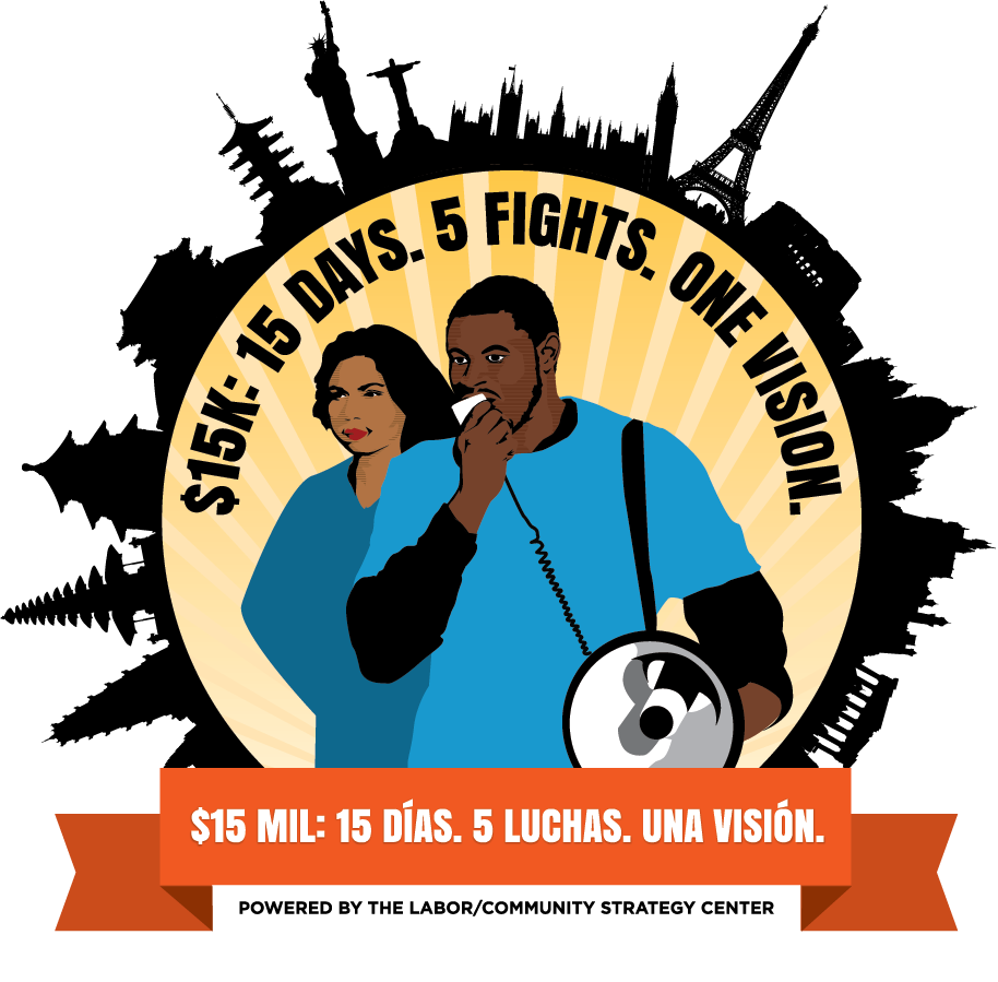 Help us raise $15k in 15 days!